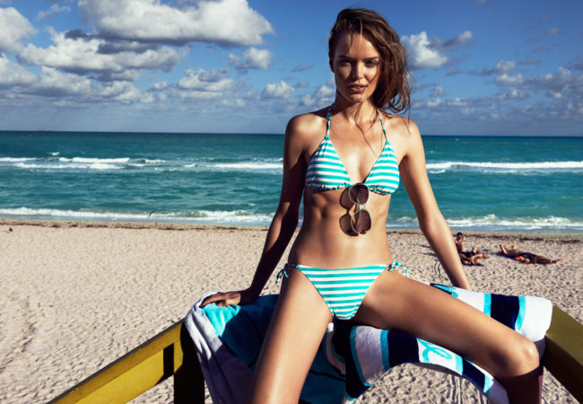 Reserved Swimwear 2013 Campaign