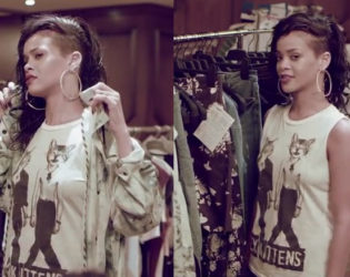 Rihanna Unveils Her New Summer 2013 Collection For River Island (4)