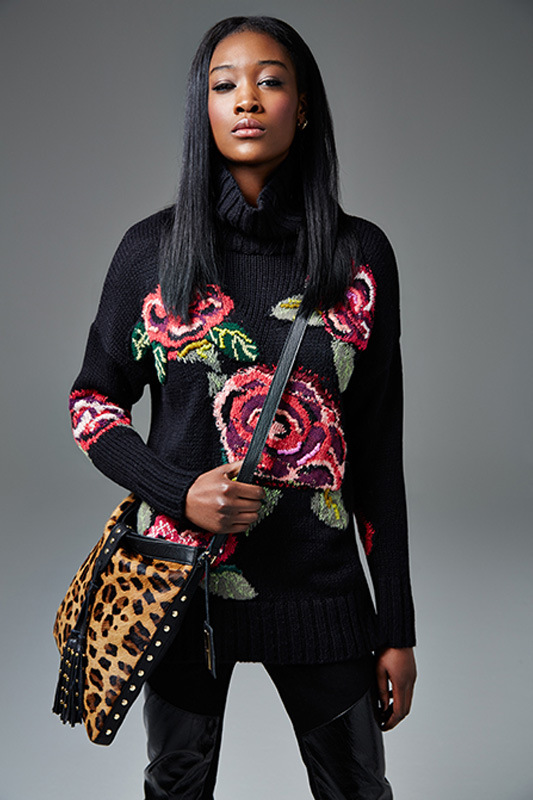 River Island Autunm 2013 Floral Sweater