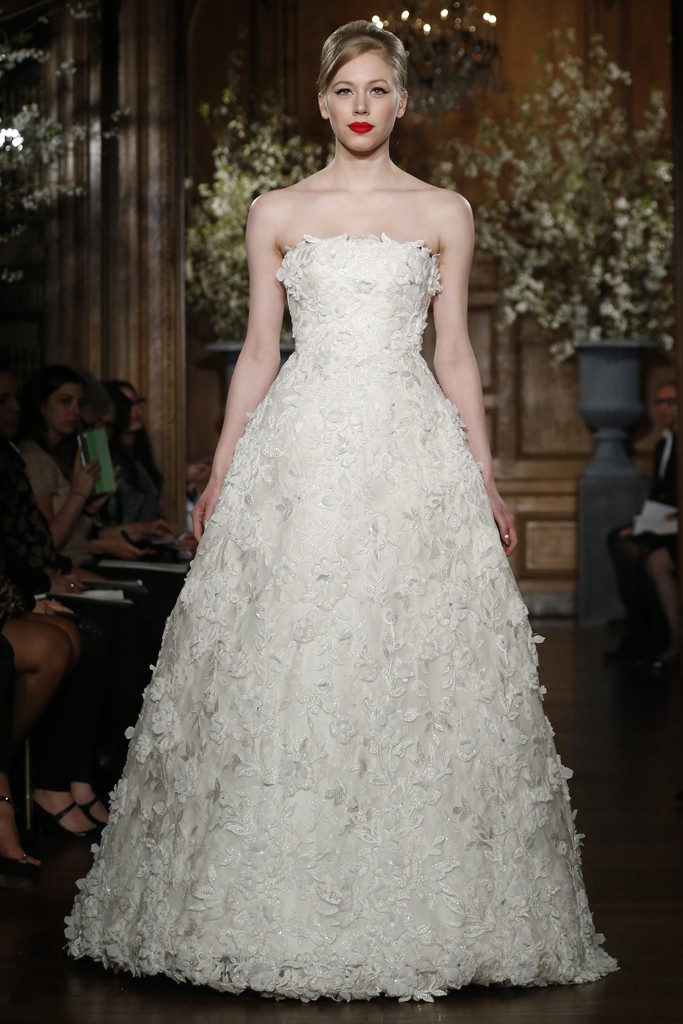 Romona Keveza Evening And Bridal Gowns Spring 2014 Collection (13)