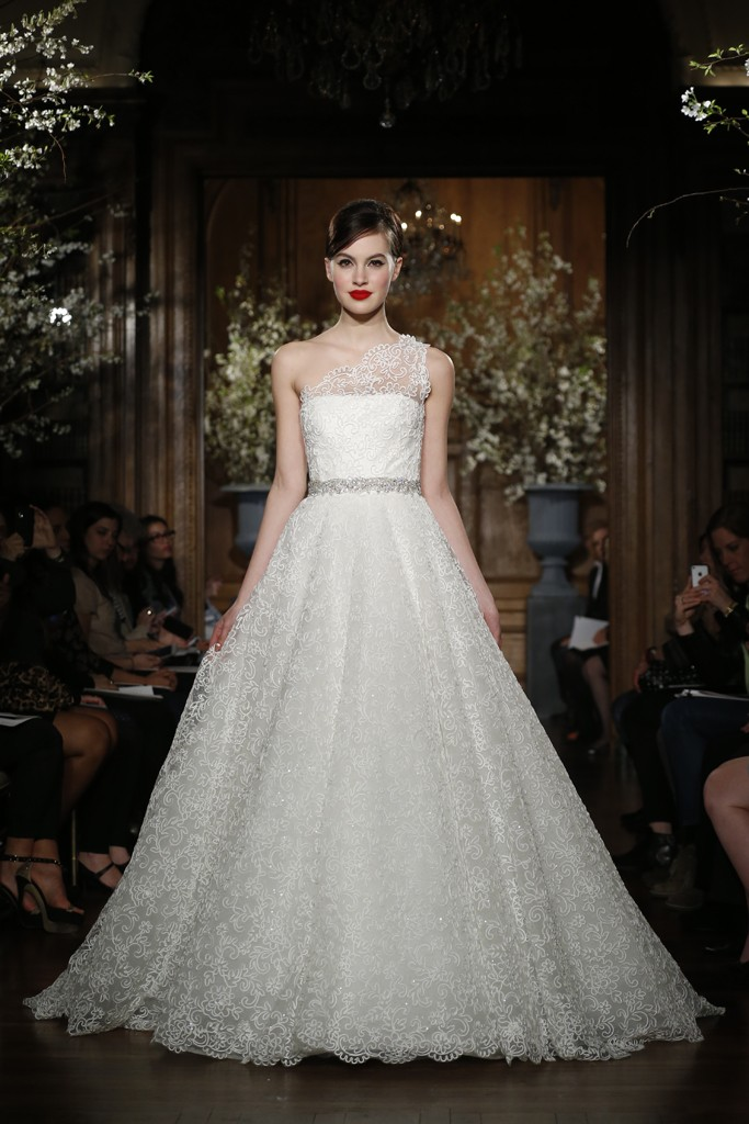 Romona Keveza Evening And Bridal Gowns Spring 2014 Collection (14)