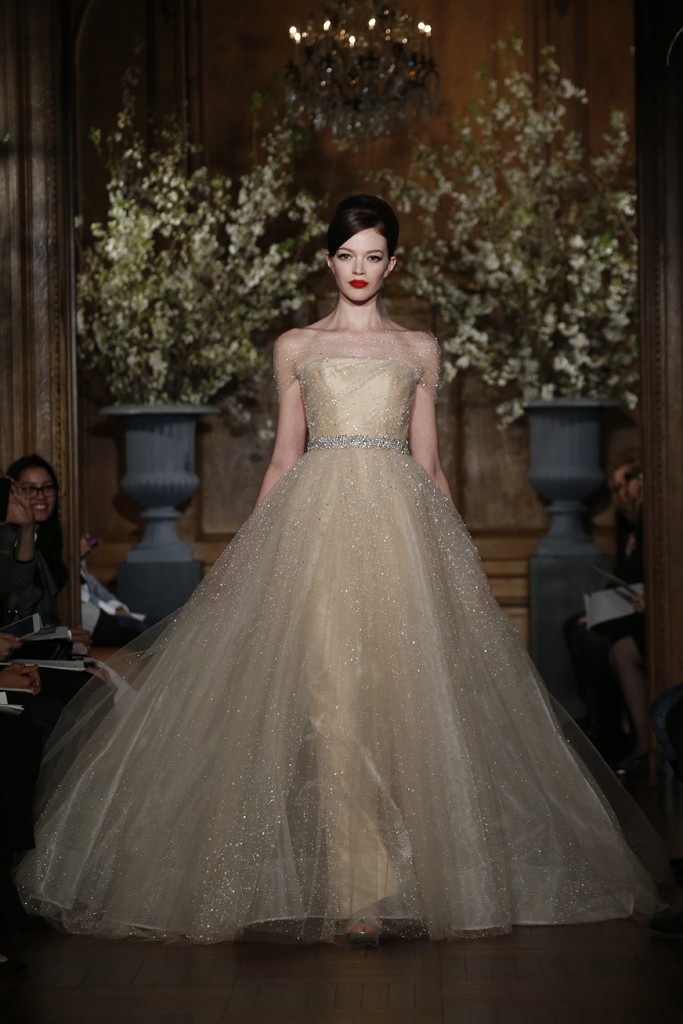 Romona Keveza Evening And Bridal Gowns Spring 2014 Collection (16)