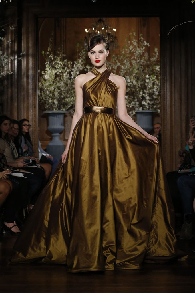 Romona Keveza Evening And Bridal Gowns Spring 2014 Collection (4)