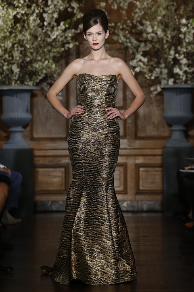 Romona Keveza Evening And Bridal Gowns Spring 2014 Collection (5)