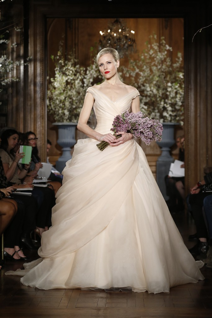 Romona Keveza Evening And Bridal Gowns Spring 2014 Collection (8)