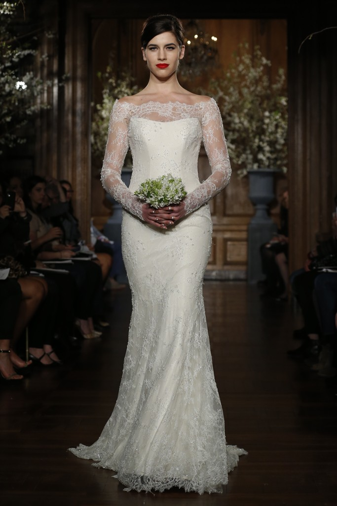 Romona Keveza Evening And Bridal Gowns Spring 2014 Collection (9)
