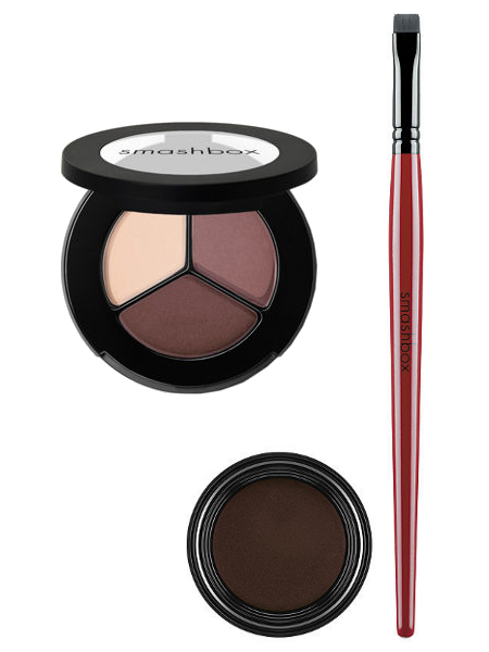 Smashbox Sepia Colors For Green Eyes