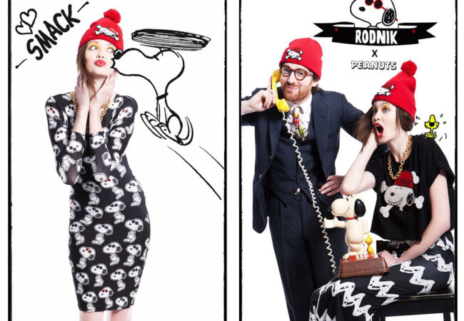 The Rodnik Band X Peanuts Collection