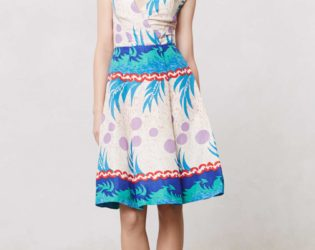 Tracy Reese  Anthropologie Collection  (7)