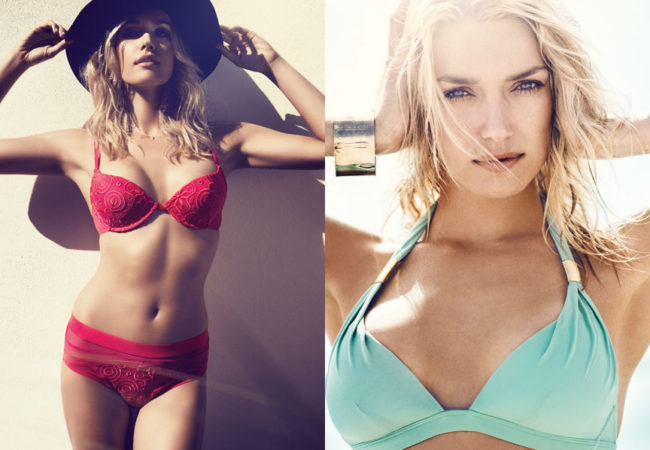 Vero Moda Intimates Lookbook Summer 2013