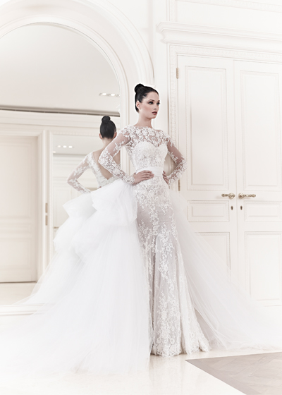 Zuhair Murad Spring Summer 2014 Bridal Collection  (8)