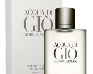 Acqua Di Gio Armani Mens Fragrance