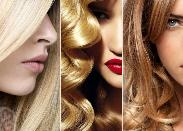 Different Types of Blonde Hair Colors