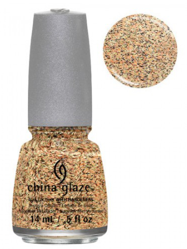China Glaze Youre A Hoot Feathered Finish Nail Polish