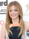Chloe Moretz Hairstyle 2013 Billboard Awards