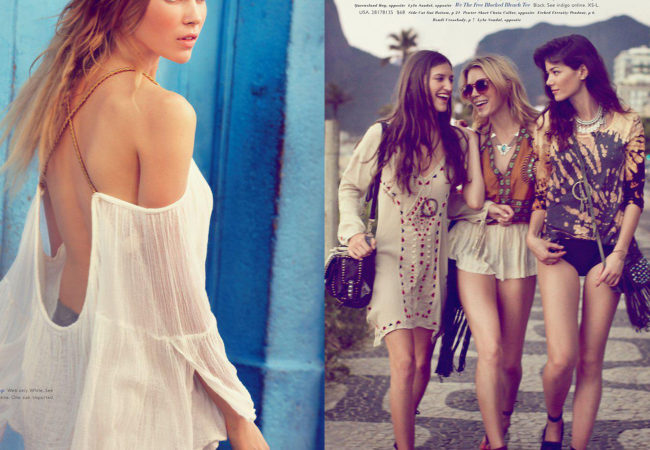 Free People May 2013 Catalog