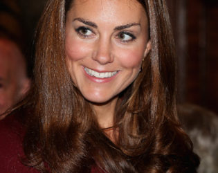 Kate Middleton Bouncy Curls Hairstyle