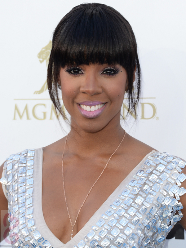 Kelly Rowland Hairstyle 2013 Billboard Awards