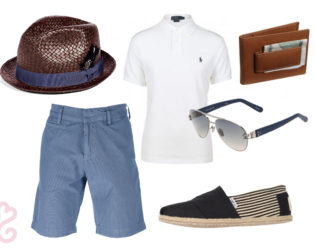 Mens Cruise Wear Daytime Becomegorgeous