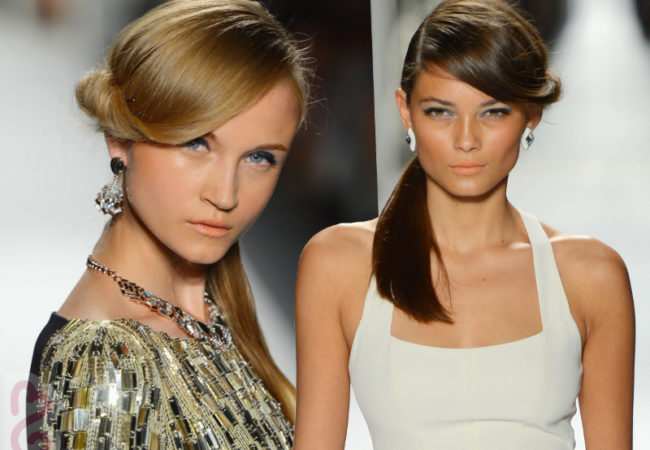 3 Chic Side Ponytail Hairstyles