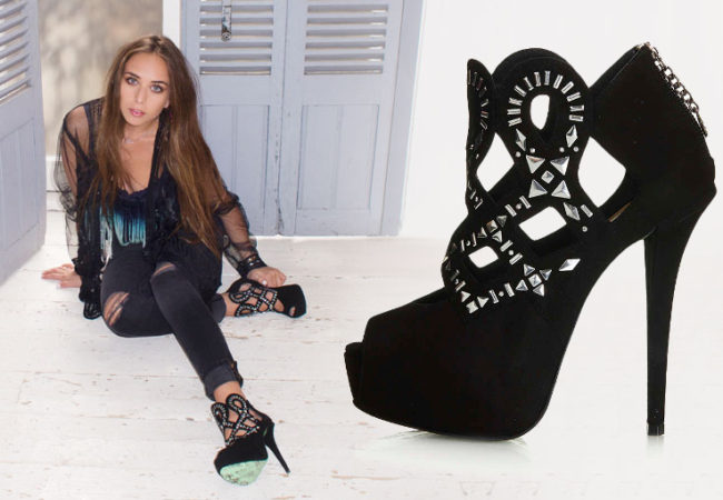 Chloe Jade Green Spring/Summer 2013 Collection