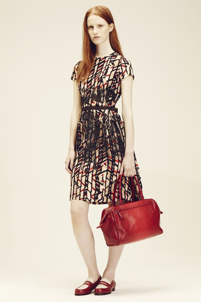 Bottega Veneta Resort 2014 Collection (5)
