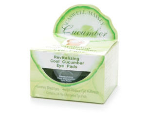 Caswell Massey Revitalizing Cool Cucumber Eye Pads