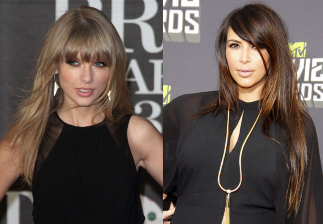 Celebrity Hairstyles with Bangs and Layers