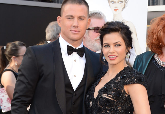 Channing Tatum and Jenna Dewan Unveil Photo of Their Daughter
