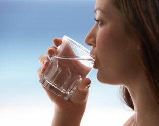 Drink Water For A Beautiful Skin