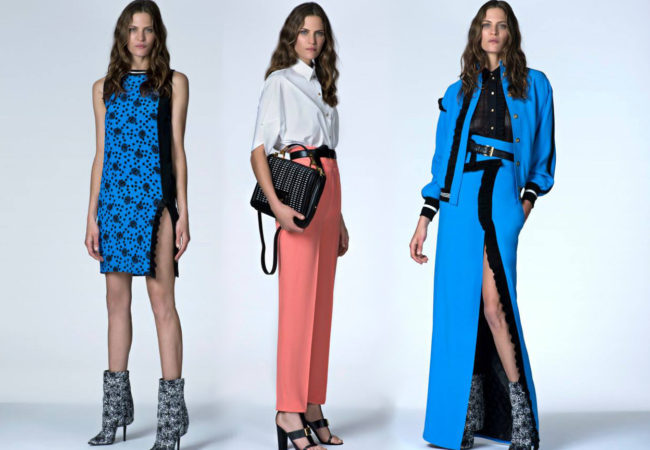 Emanuel Ungaro Resort 2014 Collection