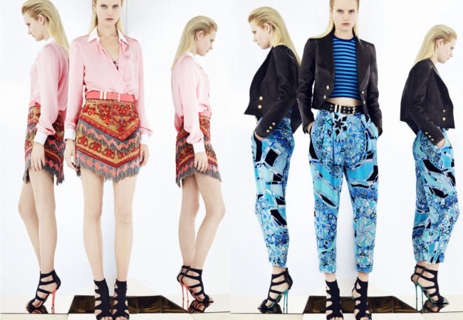 Emilio Pucci Resort 2014 Collection