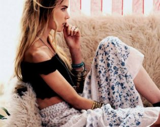 Free People American Beauty Look 3
