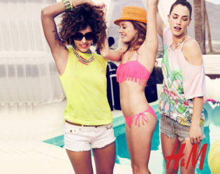H&M Indie Festival Collection 2013