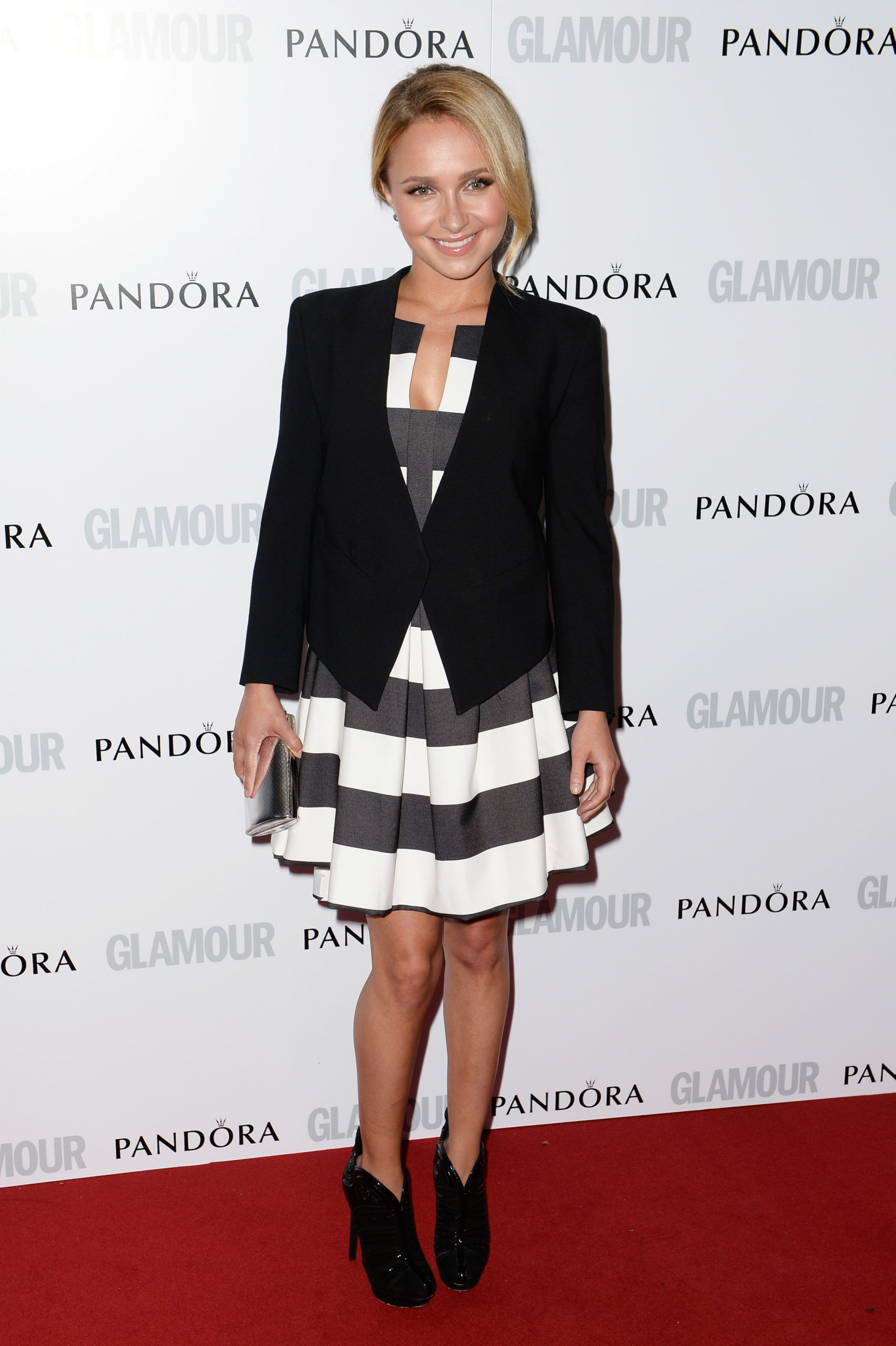 Hayden Panettiere Glamour Women Of The Year Awards 2013