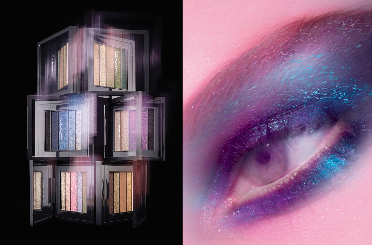 Mac Cosmetics Veluxe Pearlfusion Shadow Summer 2013 Collection