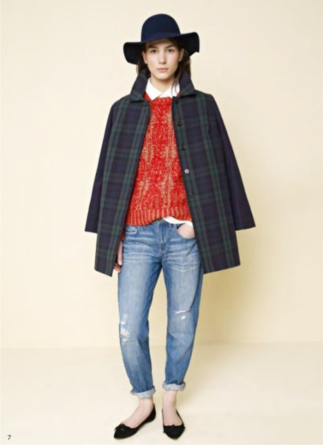 Madewell Fall 2013 Lookbook  (6)