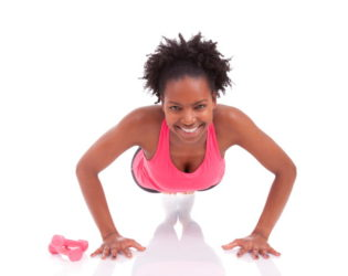 Push Ups For Toned Arms