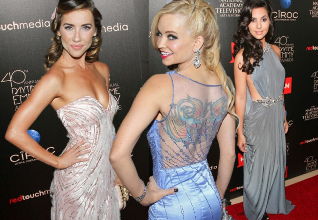 Daytime Emmy Awards 2013: Celebrity Style