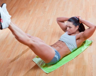Shaping Lower Abs