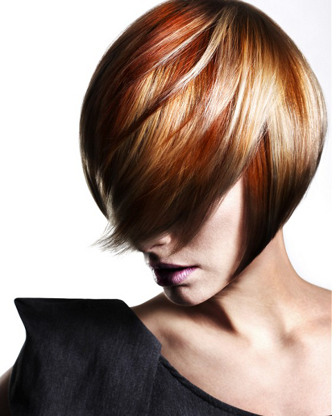 Short Layered Haircuts For Oval Faces