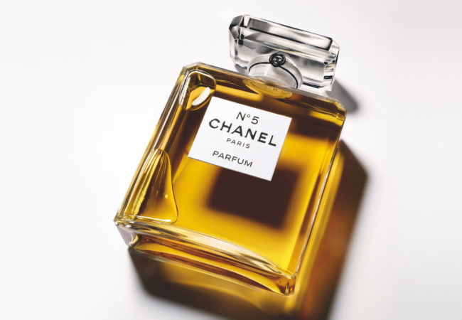 Top 5 Chanel Perfumes