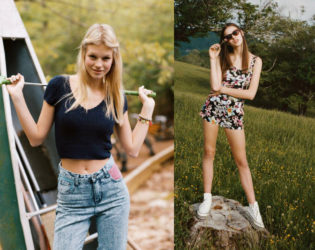 Urban Outfitters Summer Camp Lookbook  (2)