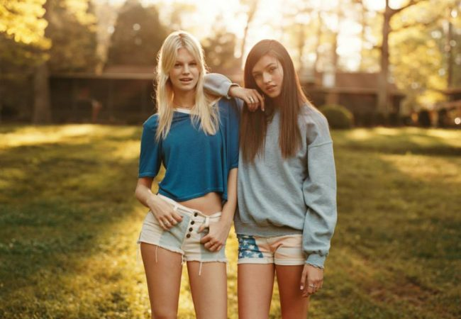 Urban Outfitters Summer Camp Lookbook