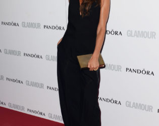 Victoria Beckham Glamour Women Of The Year Awards 2013