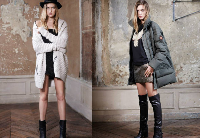 Zadig & Voltaire Lookbook for Fall/Winter 2013-2014