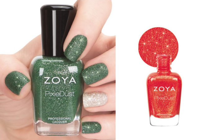 Zoya PixieDust Fall 2013 Nail Polishes