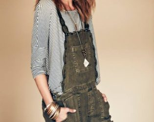 Bohemian Outfit From Free People's Sacred Geometry Lookbook