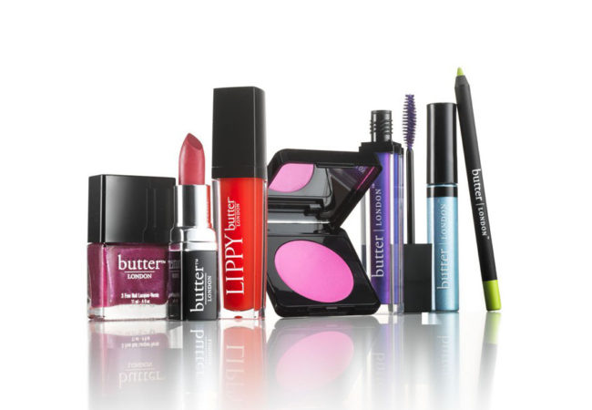 Butter London To Launch Cosmetics Line