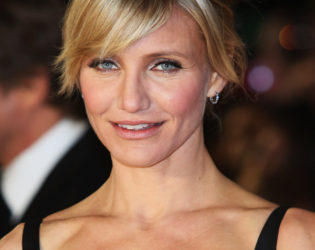 Cameron Diaz Suffers From Rosacea